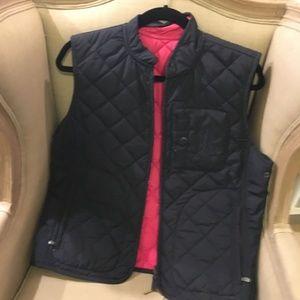 Womens Lauren by Ralph Lauren reversible vest